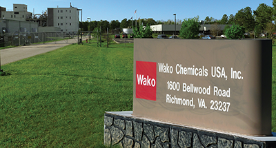 Acerca de Wako Chemicals USA, Inc.