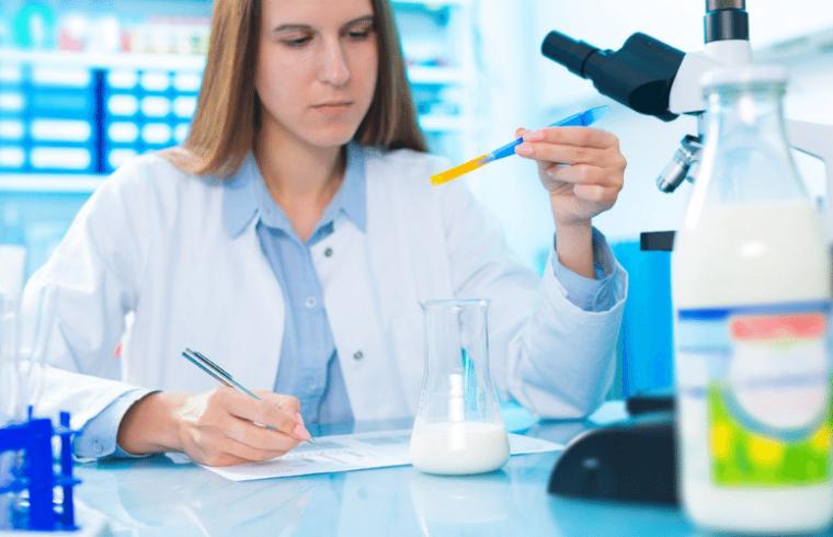 Residuos de Insecticidas (DDT) en los Productos Lácteos y sus Efectos en el Consumidor