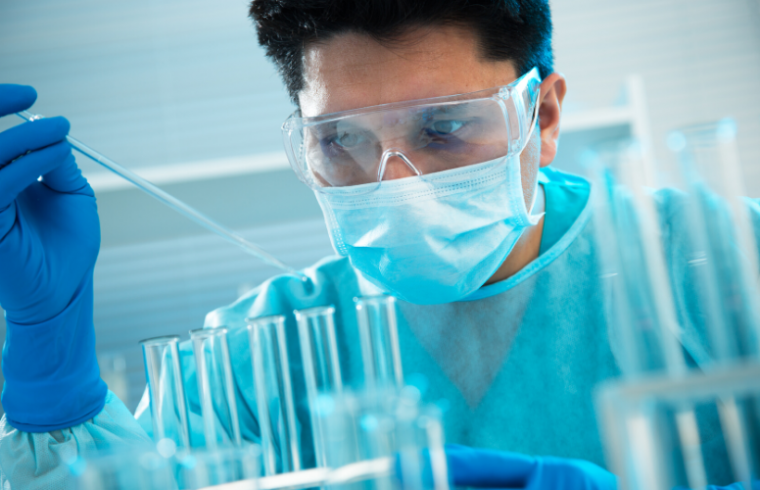 Los compuestos organofluorados en la investigación de nuevos materiales